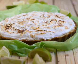 Key Lime Pie  ó Pie de lima
