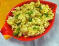 LEMON IDLY UPMA