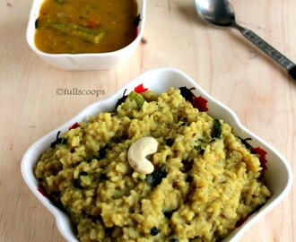 Brown Rice Pongal | Healthy Pongal Recipes