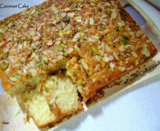 Coconut Cake/Coconut Cake Recipe