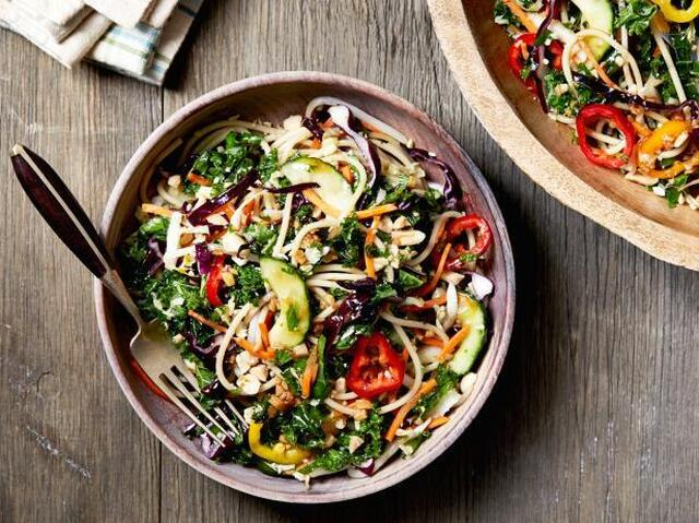 Asian Noodle Salad Recipe | Ree Drummond | Food Network