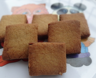Wheat flour Biscuits - Using Pressure cooker