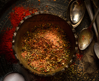 Cajun Spice Mix/Seasoning