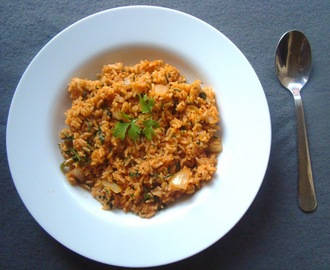 Methi Rice/Fenugreek leaves Rice