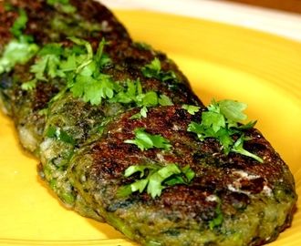 Hara Bhara Kabab | Green Veggie Patties