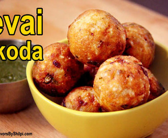 Semiya Pakora Recipe-Vermicelli Pakora Recipe- Vermicelli recipes-Indian Snacks Recipes