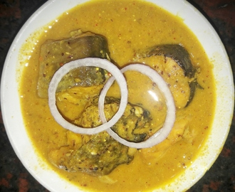 Tangy Mustard Fish Curry