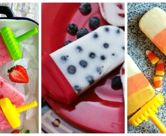 Popsicle Recipes – Over 25 Home Made Icy Pop Ideas