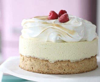 Lemon Meringue CheeseCake and CHEESECAKE CHALLENGE