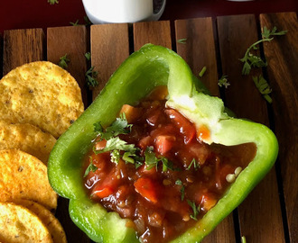 Xnipec Salsa (Jain version) | Mexican Dip