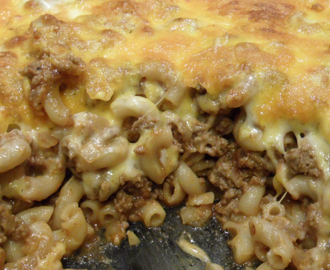Your Husband Will Do The Dishes After You Make This hamburger mac