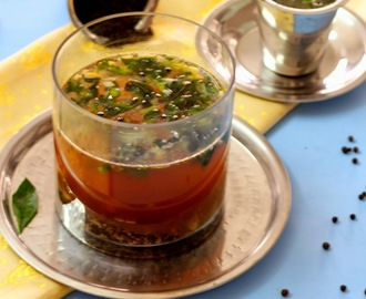 Pepper Garlic Rasam