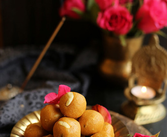 Besan Ke Laddu Recipe | How to Make Besan Ke Ladoo