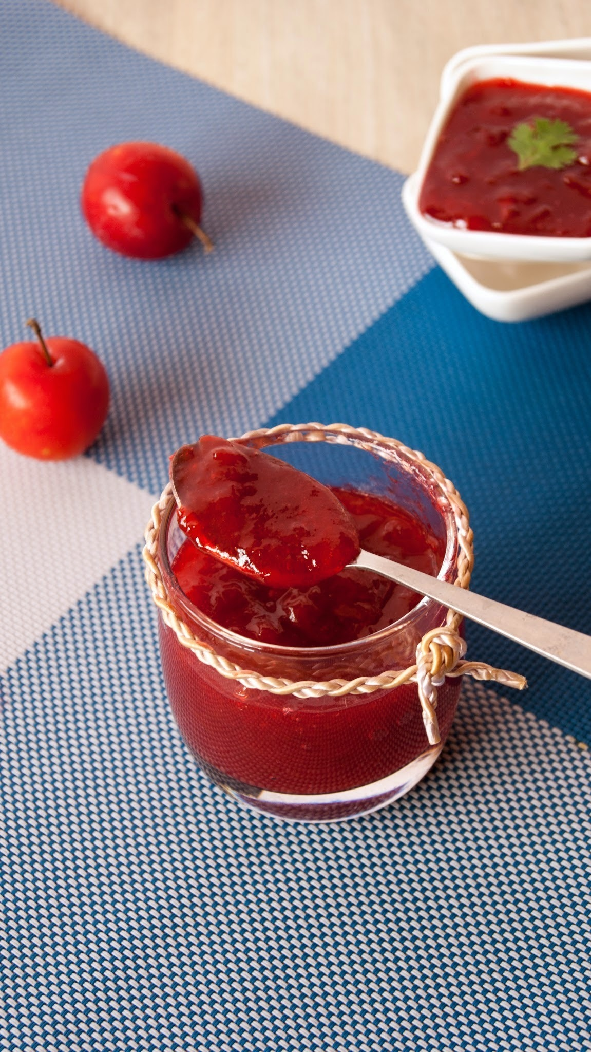 Homemade Easy Plum Jam