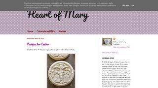 Heart of Mary