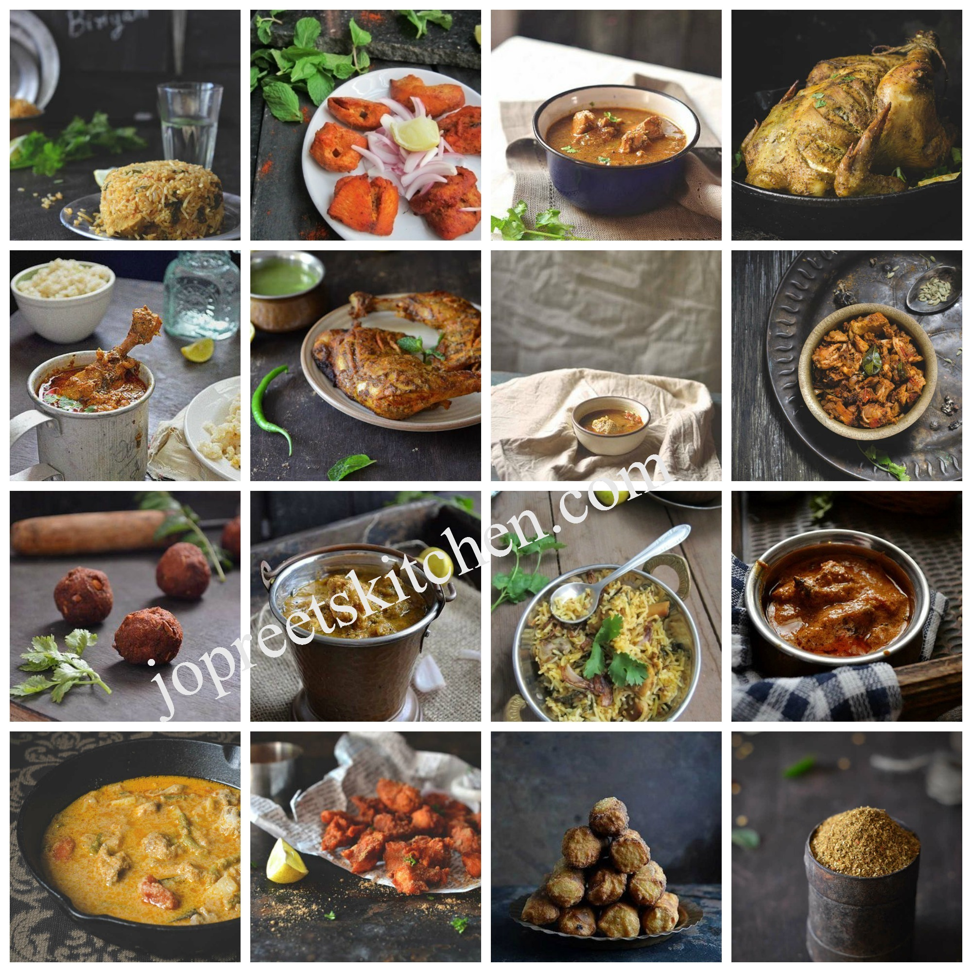 80+ Indian Style Chicken Recipes (Curries, Starters & Main Coarse)