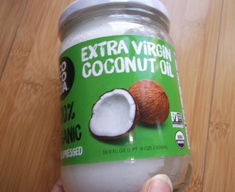 No Bake Chocolate Macaroons and Extra Virgin Coconut Oil Review