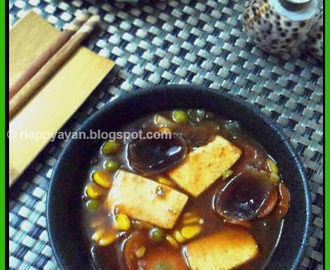 Chinese style Sweet n Sour Vegetable