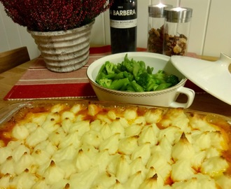 Shepherds Pie ☆҉‿↗⁀☆