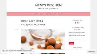 Neni's Kitchen