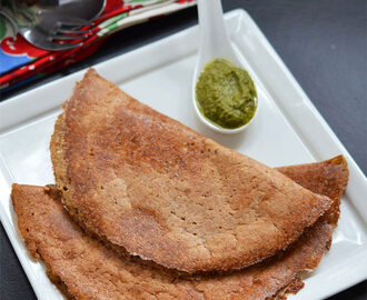 Mixed Millets Adai Dosa | Millets Adai Recipe | Dosa Recipes
