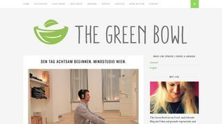 The Green Bowl
