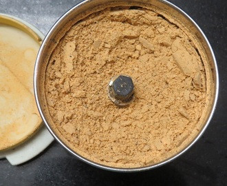 Khara Podi, Molaga Podi, or Idli Chutney Powder – 1