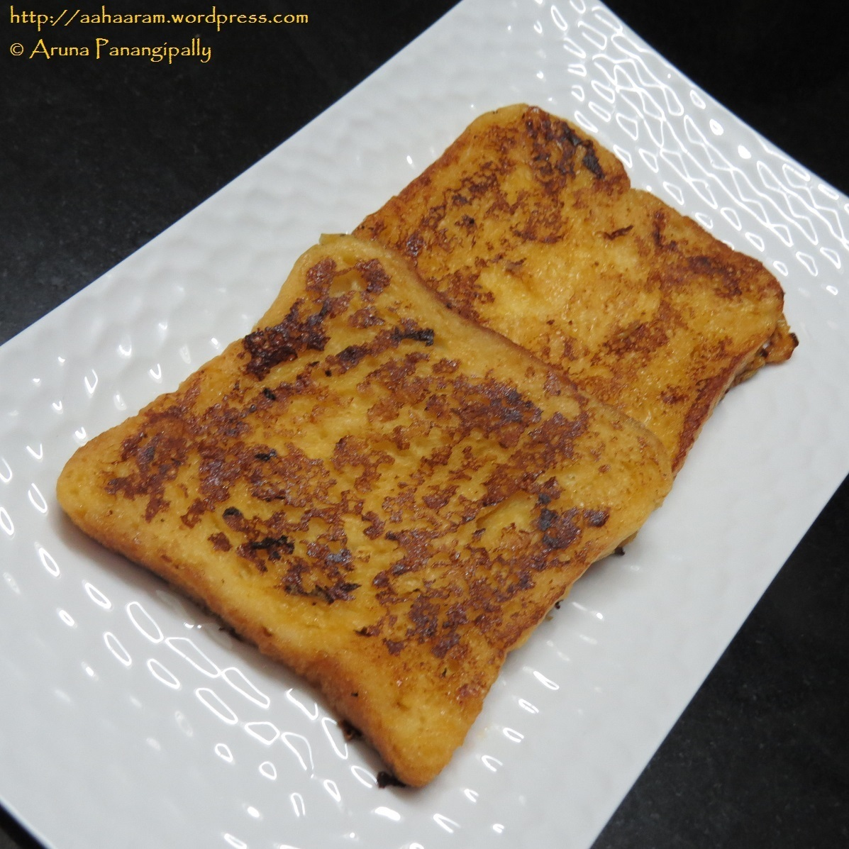 Quick and Simple French Toast