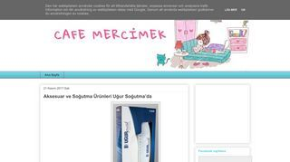 CAFE MERCİMEK