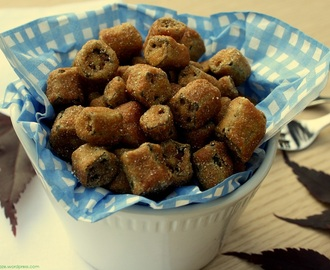 Fried Okra – Guest Post by Sridevi R of Coconut Craze