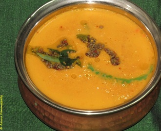 Udupi Temple Rasam – A Guest Post by Anupama Michael