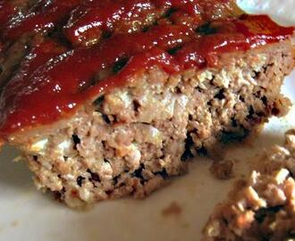 Low Carb Reuben Meatloaf