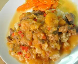 Lamb and Apricot Stew