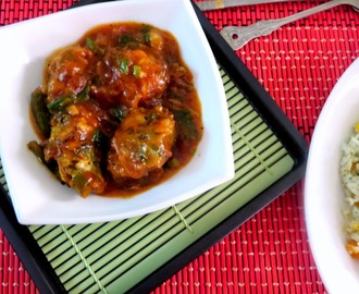Mixed Vegetable Manchurian | How to make Manchurian Balls