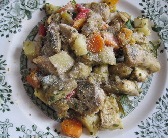 Ratatouille light ao forno