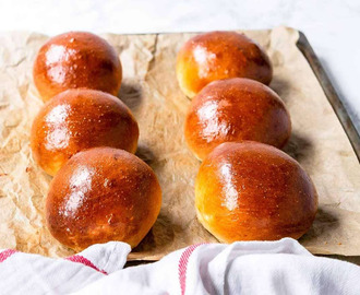 Japanese Milk Buns