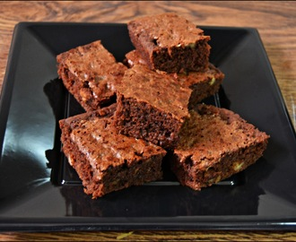 BROWNIE CHOCOLATE . . . o como arreglar un mal día