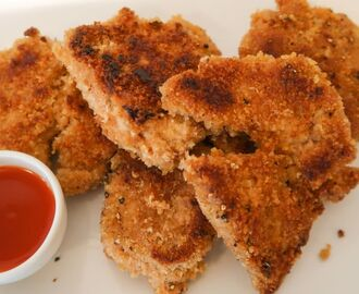 KFC Style Fried Chicken Vegaani