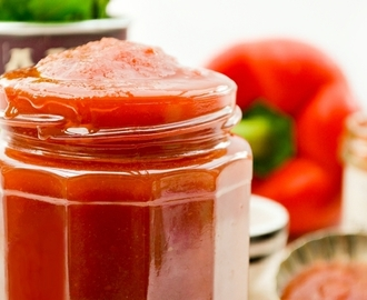 Red Pepper Sweet Chilli Sauce