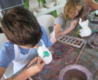 Pick and Paint, painting ceramics in Boksburg