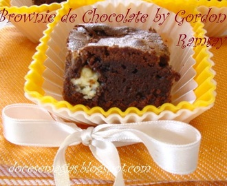 Brownies de Chocolate by Gordon Ramsay