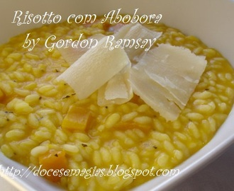 Risotto com Abobora by Gordon Ramsay!