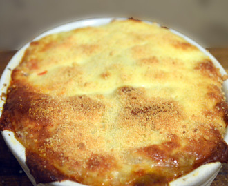 TexMex Cottage Pie