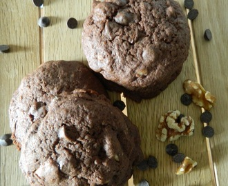coockies de Chocolate y nueces