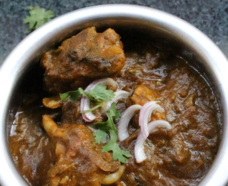 Gongura Chicken Recipe, How To Make Gongura Chicken Curry Andhra Style