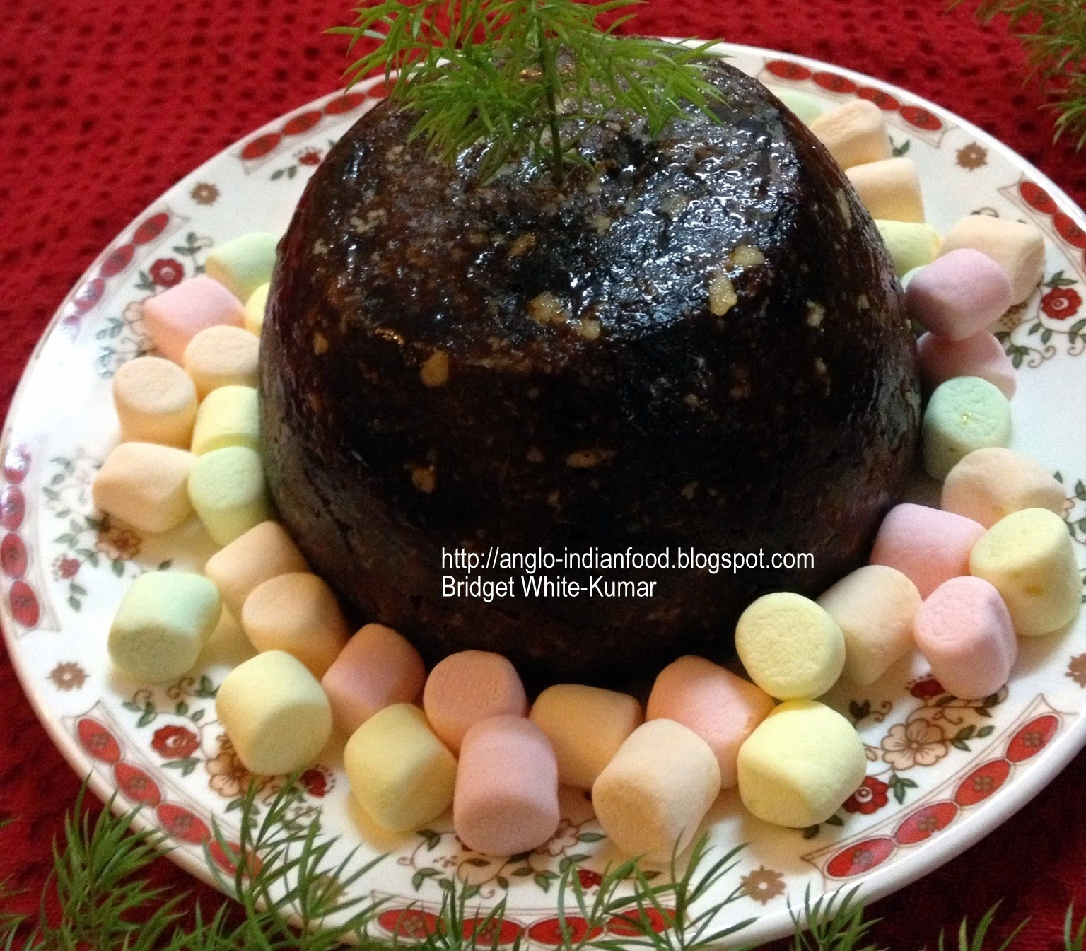 MAKE YOUR CHRISTMAS PUDDING ON STIR UP SUNDAY