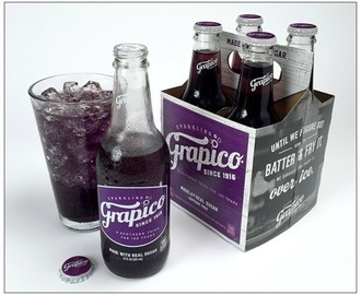 Soda & Soft Drink Saturday – Grapico Grape Soda – A Southern Tradition