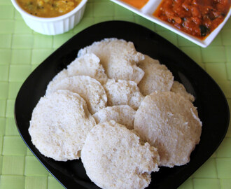 Quinoa Idli - Quinoa steamed pancake - Healthy breakfast recipe - Healthy Dinner recipe