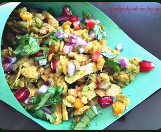 Cereals-Oats Bhel