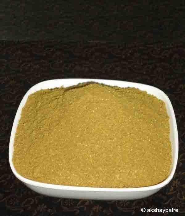 Kashaya powder recipe - kashaya hudi - how to make herbal drink powder